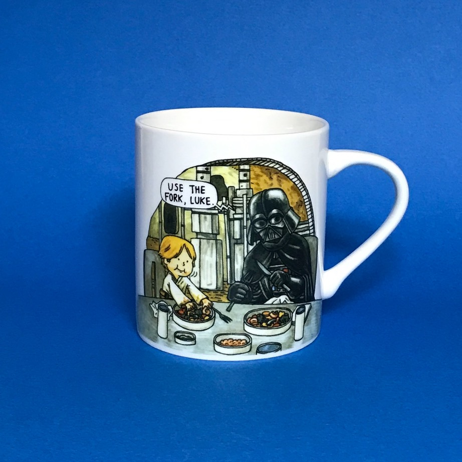 mug vaderandson use a
